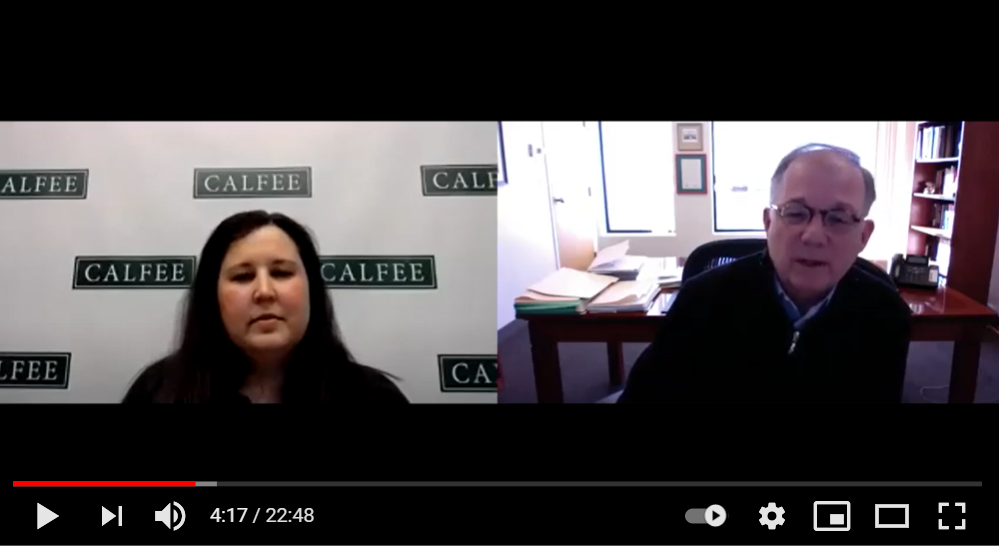 Calfee NOW Episode 19
