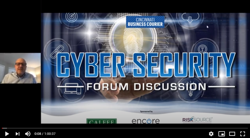 Cincinnati Business Courier Cyber Security Forum