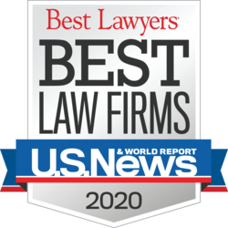 Best Law Firms 2020