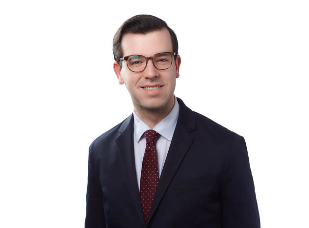Zachary LaFleur, Calfee, Halter & Griswold LLP Photo