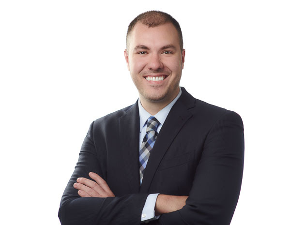 Dustin Likens, Calfee, Halter & Griswold LLP Photo