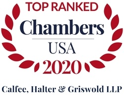 Chambers USA 2020 - Firm/Ranked Practice Group
