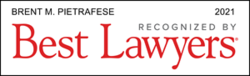 Best Lawyers 2021 - Pietrafese
